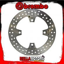 68B407J3 DISCO FRENO POSTERIORE BREMBO KAWASAKI Z 800 2013- 800CC FISSO