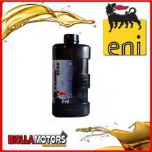 E142591 1 LITRO OLIO ENI FORK OIL 5W FORCELLA
