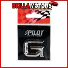 07067 PILOT 3D LETTERS TYPE-2 (26 MM) - G