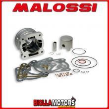 3116434 MALOSSI Cilindro D. 52 in alluminio H2O per gruppo termico Flanged Mount Testa rossa