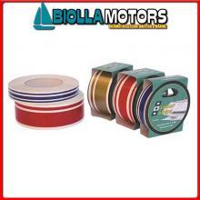 5720522 LINEA GALLEGGIAMENTO 33M H25 RED**ND** Linea di Galleggiamento PSP Colour Stripe