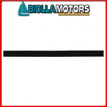 3170110100 CORDA ELASTICA 10MM BLACK 100MT Corda Elastica Nera