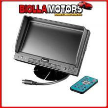 "74440 LAMPA M1, MONITOR LCD 7"", CAM 1"