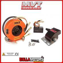 180140F ACCENSIONE ROTORE INTERNO MVT Malaguti XTM 50 (Minarelli AM6) 50CC 2T 2003-2006 (DD 12) CON LUCI DIGITAL DIRECT