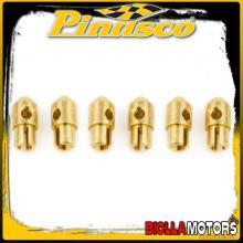 25293105 KIT GETTI MAX PINASCO SI 4576 (122-125-128-130-132) PIAGGIO VESPA GL 150