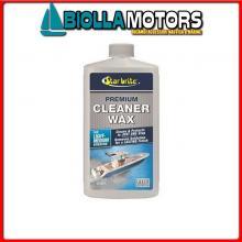 5731547 CERA DETERGENTE CLEANER WAX PTEF 500ML< Cera Detergente Star Brite Premium Cleaner Wax