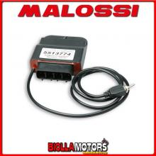 5513774 DIGITRONIC CDI UNIT MALOSSI ANTICIPO VARIABILE YAMAHA TZR EURO 2