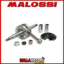 5316039 ALBERO MOTORE MALOSSI MHR MBK NITRO 50 2T LC BIELLA 90 - SP. D. 13 CORSA 44 MM -