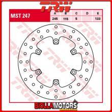 MST247 DISCO FRENO POSTERIORE TRW Laverda 650 Sport 1995-2001 [RIGIDO - ]