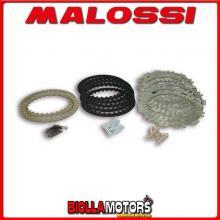 5215608 SERIE DISCHI MALOSSI per FRIZIONE ORIGINALE YAMAHA T MAX 530 ie 4T LC 2012 (J409E)