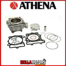P400250100012 GRUPPO TERMICO 250 cc 77mm standard bore ATHENA KAWASAKI KX 250 F 2009-2010 250CC -