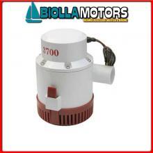 1821038 POMPA WWB 3700GPH 24V Pompe di Sentina BW L-Pump