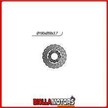 6591022X DISCO FRENO ANTERIORE NG BENELLI 491 GT/Ssport/Racing 50CC 1998/2000 1022X 190/80/58/3,5//3/8,5-10,5 (SOST.023/007/107/