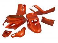 STR-993/OR SET CARENE 5pezzi BOOSTER 2004 arancione