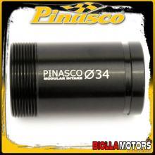 26530963 RACCORDO D.34MM X COLLETTORE ASPIRAZIONE CARTER PINASCO PIAGGIO VESPA ETS 125