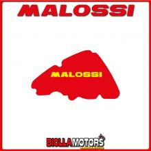 1412117 SPUGNA FILTRO RED SPONGE MALOSSI PIAGGIO LIBERTY 50 4T