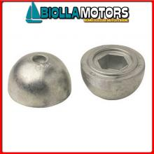 4735208 KIT ANODI ELICA BTR185 QUICK Kit Anodi Elica Quick