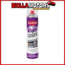 LBS400 CARPLAN BRIGHT SPARK, PULITORE CONTATTI ELETTRICI - 400 ML