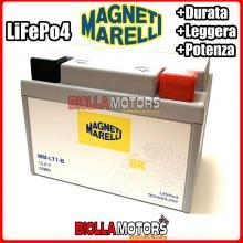 MM-LT1B BATTERIA LITIO YTX5L-BS E-TON Beamer 50, Beamer III 50 2010- MAGNETI MARELLI YTX5LBS