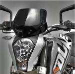 8010341 KIT CUPOLINO Fume' Scuro KTM Duke 125-200-390 cc. 2012 COMPLETO