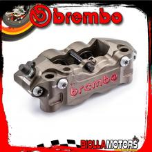 XA3B860 PINZA FRENO SX RADIALE BREMBO CNC P4 Ø32/36 108mm [ANTERIORE]