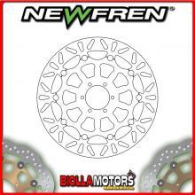 DF5230AF DISCO FRENO ANTERIORE NEWFREN APRILIA RSV 1000cc MILLE NERA 2004-2008 FLOTTANTE