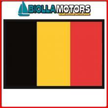 3404950 BANDIERA BELGIO 50X75CM Bandiera Belgio
