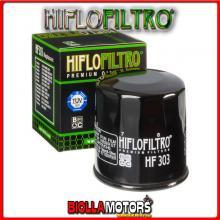 HF303 FILTRO OLIO POLARIS 300 Hawkeye 2x4,4x4 2007-2011 300CC HIFLO