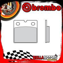 07BB1408 PASTIGLIE FRENO POSTERIORE BREMBO HRD 600 (HOREX) 1985- 600CC [08 - ROAD CARBON CERAMIC]