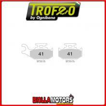 43004100 PASTIGLIE FRENO ANTERIORE OE SUZUKI ATV LT-A 450 (pinza dx) 2007- 450CC [ORGANICHE]