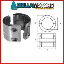 5155100 ANODO COLLARE ASSE LARGE D100 Anodi a Collare Large