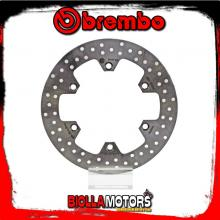 68B407E9 FRONT BRAKE DISC BREMBO HONDA CBR R 2003-2009 125CC FIXED