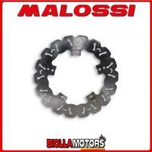 6212351 DISCO FRENO MALOSSI GILERA NEXUS 125 IE 4T LC EURO 3 D. ESTERNO 240 - SPESSORE 4 MM -