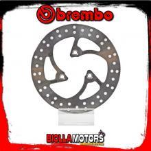 68B40758 DISCO FRENO ANTERIORE BREMBO PEUGEOT ELYSTAR 2001- 50CC FISSO