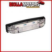 98486 LAMPA LUCE INGOMBRO A 6 LED, 24V - BIANCO