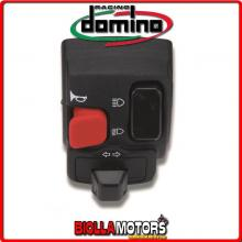 0051AA.2B.04-03 DISPOSITIVO COMANDI SINISTRO DOMINO GILERA RCR - SMT 50CC 03