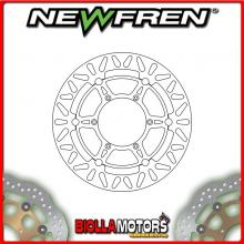 DF5187AF DISCO FRENO ANTERIORE NEWFREN APRILIA PEGASO 125cc 1989-1999 FLOTTANTE