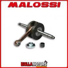 535779 ALBERO MOTORE MALOSSI MBK 51 V 50 (AV 10) SP. D. 13 CORSA 41,8 MM -