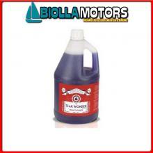 5735301 TEAK WODER OLIO PULITORE 4L Teak WODER OLIO PULITORE Detergente