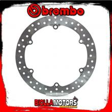 68B407K3 FRONT BRAKE DISC BREMBO HONDA CB F 2014- 650CC FIXED