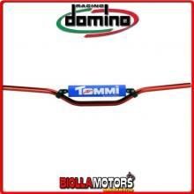 0226.32.11.04 MANUBRIO PIEGA-MEDIA OFF ROAD DOMINO HONDA CR CROSS 125 125CC 92-93