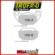 43016800 PASTILLAS DE FRENO TRASERO OE KYMCO ATV MXU 150 2005- 150CC [ORGANIC]