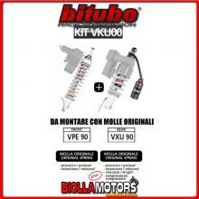 BW042VKU00 KIT MONO ANTERIORE + POSTERIORE BITUBO BMW R 1200 GS ADV 2005-2012