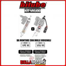 BW043VKU00 KIT MONO ANTERIORE + POSTERIORE BITUBO BMW R 1200 GS ADV 2005-2012