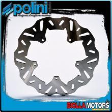 175.0041 DISCO FRENO POLINI APRILIA SR 125 MAX 4T i E3
