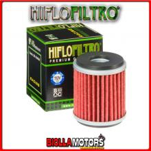 HF140 FILTRO OLIO YAMAHA MT125 (ABS) 5D7 2015-2016 125CC HIFLO