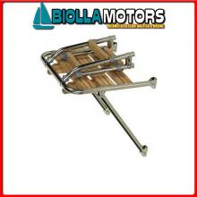 0511401 PLANCIA/SCALETTA 3GR Plancette Tinox con Scaletta