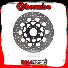 78B40891 DISCO FRENO ANTERIORE BREMBO HARLEY DAVIDSON XL 883 R ROADSTER 2010-2011 883CC FLOTTANTE