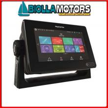 5661019 RAYMARINE AXIOM 9 RV 3D CHART/FISH Raymarine Axiom Wi-Fi Touch Chartplotters / Fishfinders