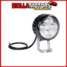 72332 LAMPA WL-17, FARO AUSILIARIO A 4 LED - 10-30V - BIANCO